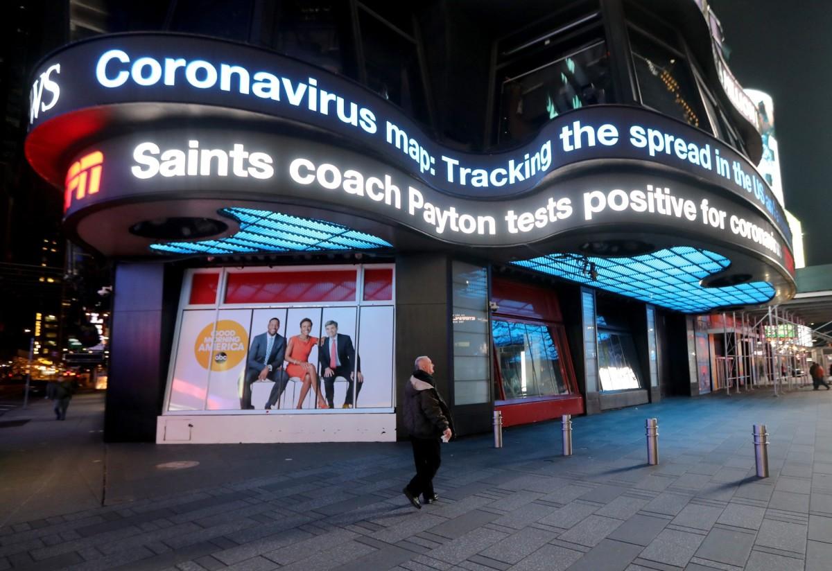 Saints Coach Sean Payton had COVID-19