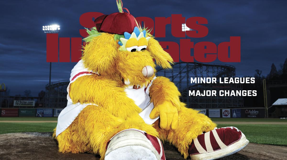 Minor-league baseball facing major changes
