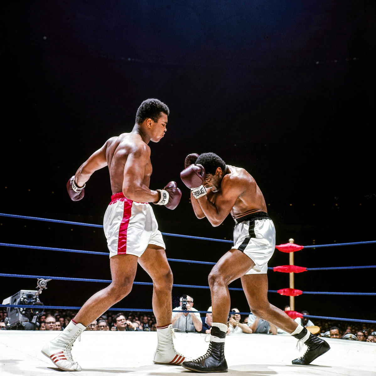 Ali: Float like a butterfly, sting like a GOAT.