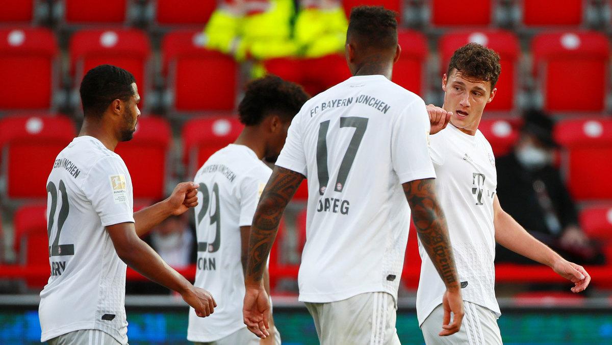 » Bayern-Dortmund, Arsenal-United, and More: Your ...  |Bayern-dortmund