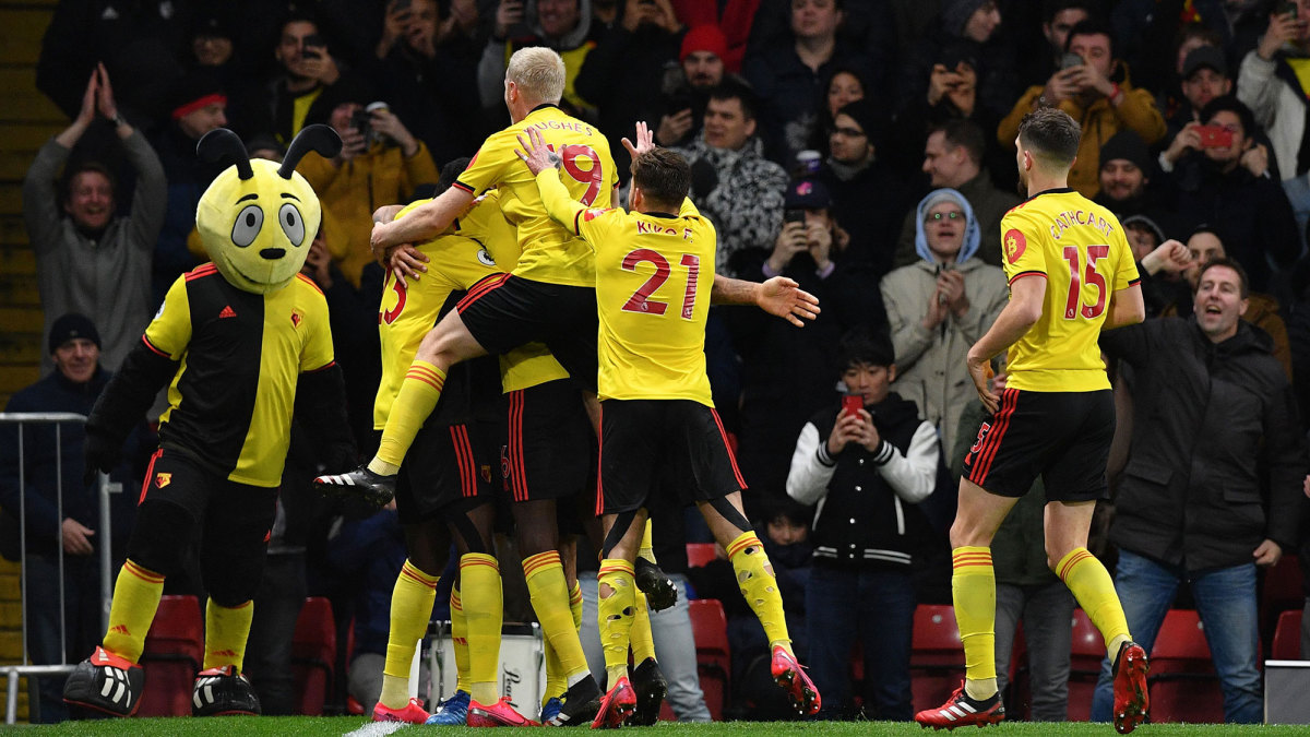 Watford's owner opposes the Premier League's return
