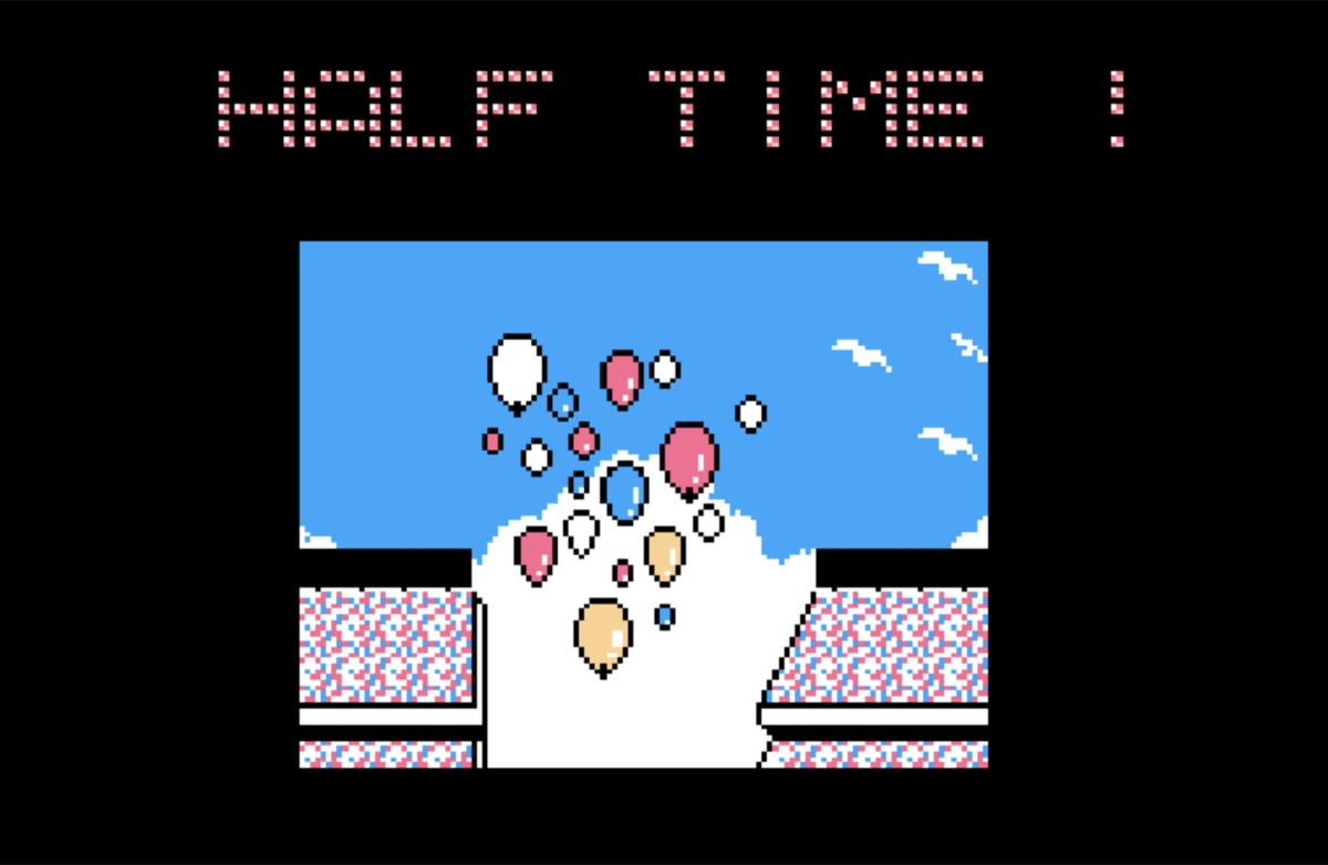 For casual fans, the pageantry of the Tecmo Bowl halftime show often overshadowed the game itself.