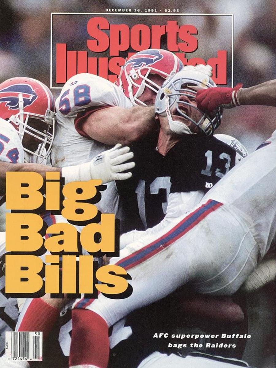 Jay Schroeder did once make the cover of SI.