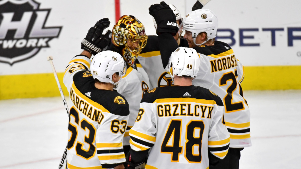 Making the Case for the Bruins as 2020 Stanley Cup Champs
