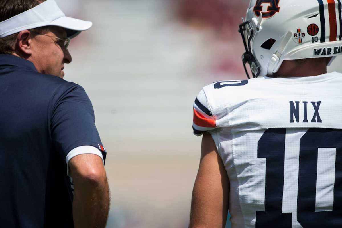 Auburn Tigers Football 2020 Betting Preview