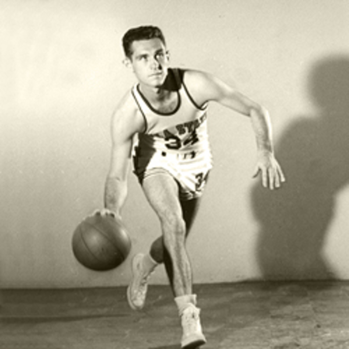 Eddie Sutton's senior season was special with an NCAA Tournament bid.