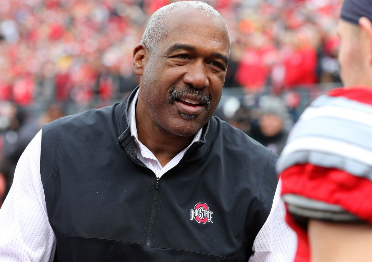 Gene Smith is widely considered the greatest A.D. in the nation and is a mentor of Jarmond.
