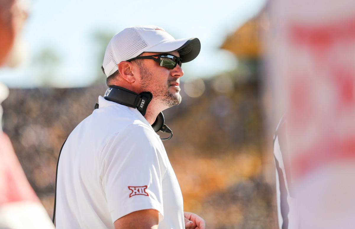 Texas coach Tom Herman