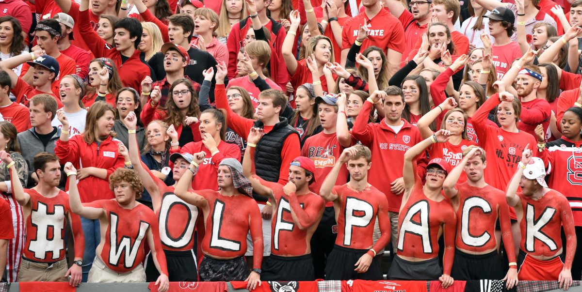 Wolfpack Ranks High in ACC Football Attendance Rankings