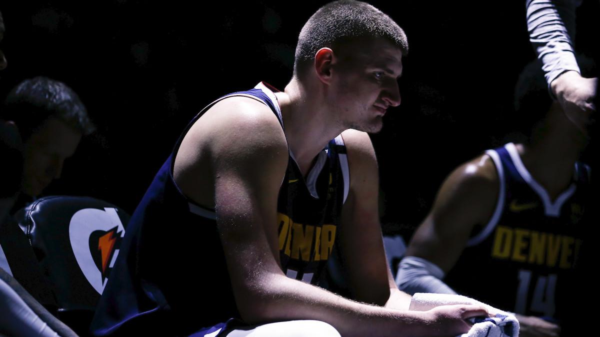 Nikola Jokic primed by Serbia to play positionless NBA basketball