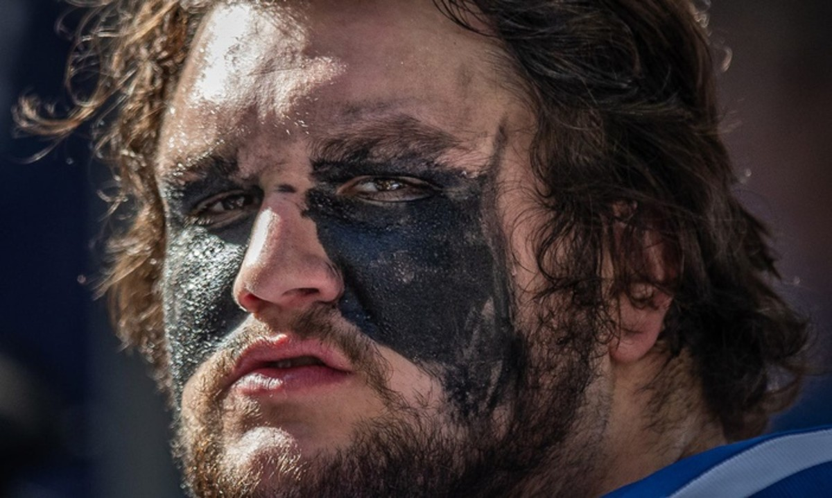Indianapolis Colts offensive left guard Quenton Nelson has been named first-team All-Pro in each of his two NFL seasons.