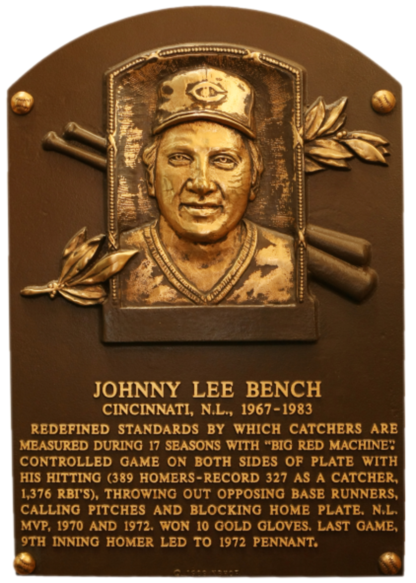 The one they didn't only has this lousy plaque.