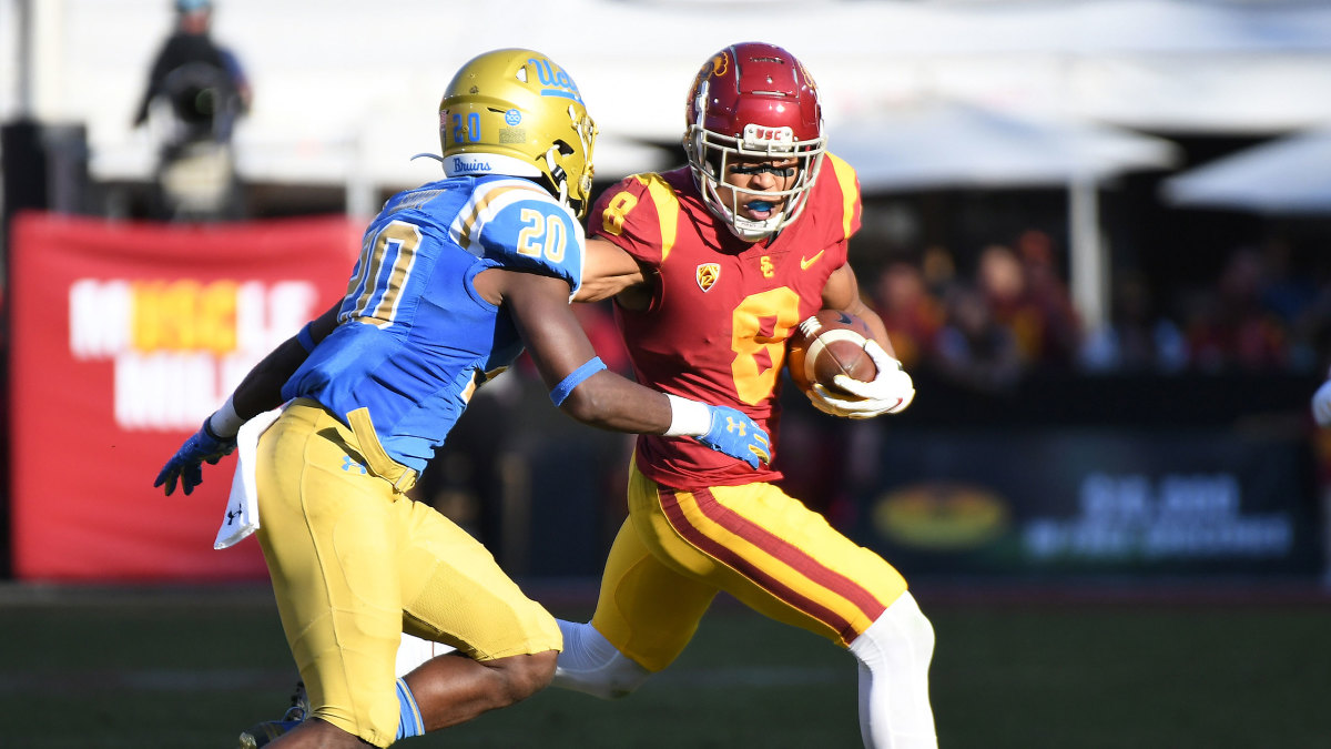 USC and UCLA square off in their 2019 rivalry game