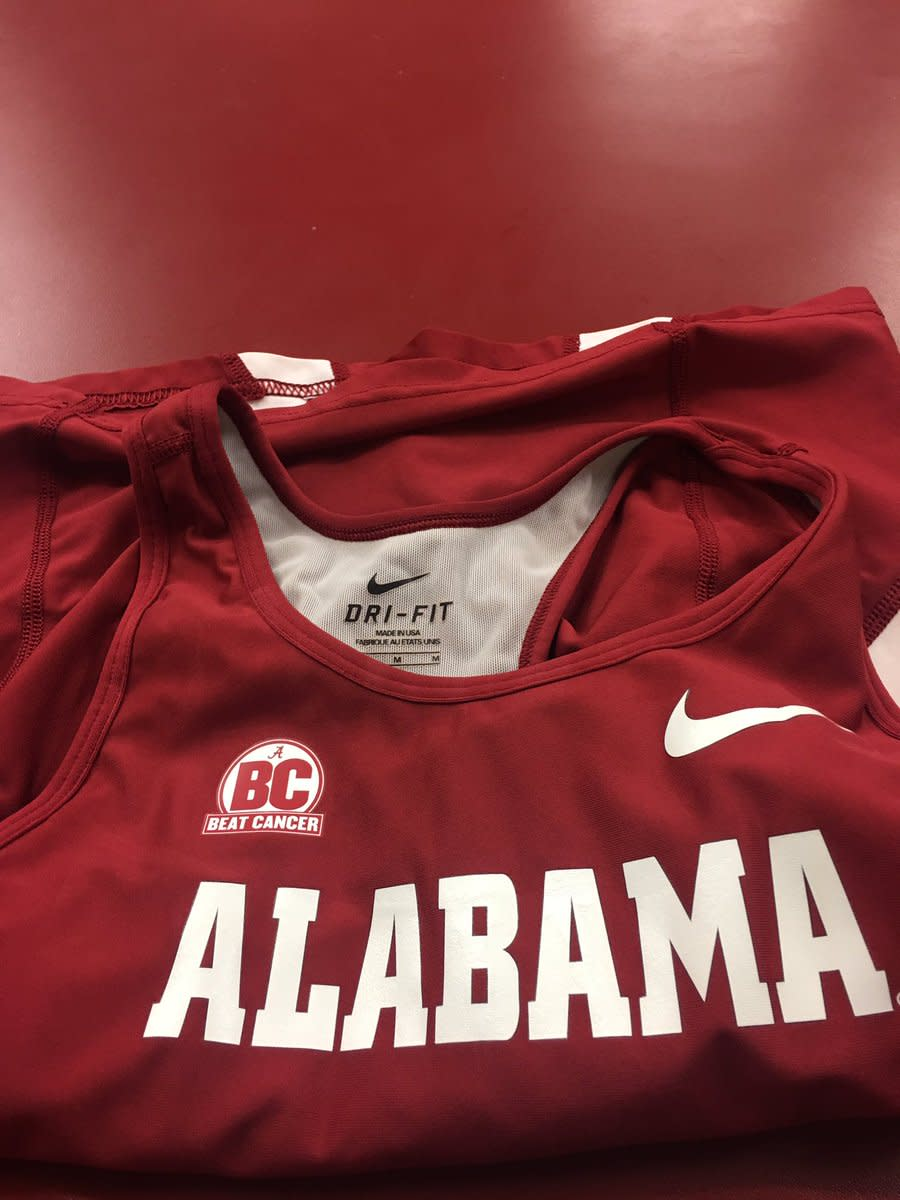 BC: Beat Cancer patch for Bobby Colantonio
