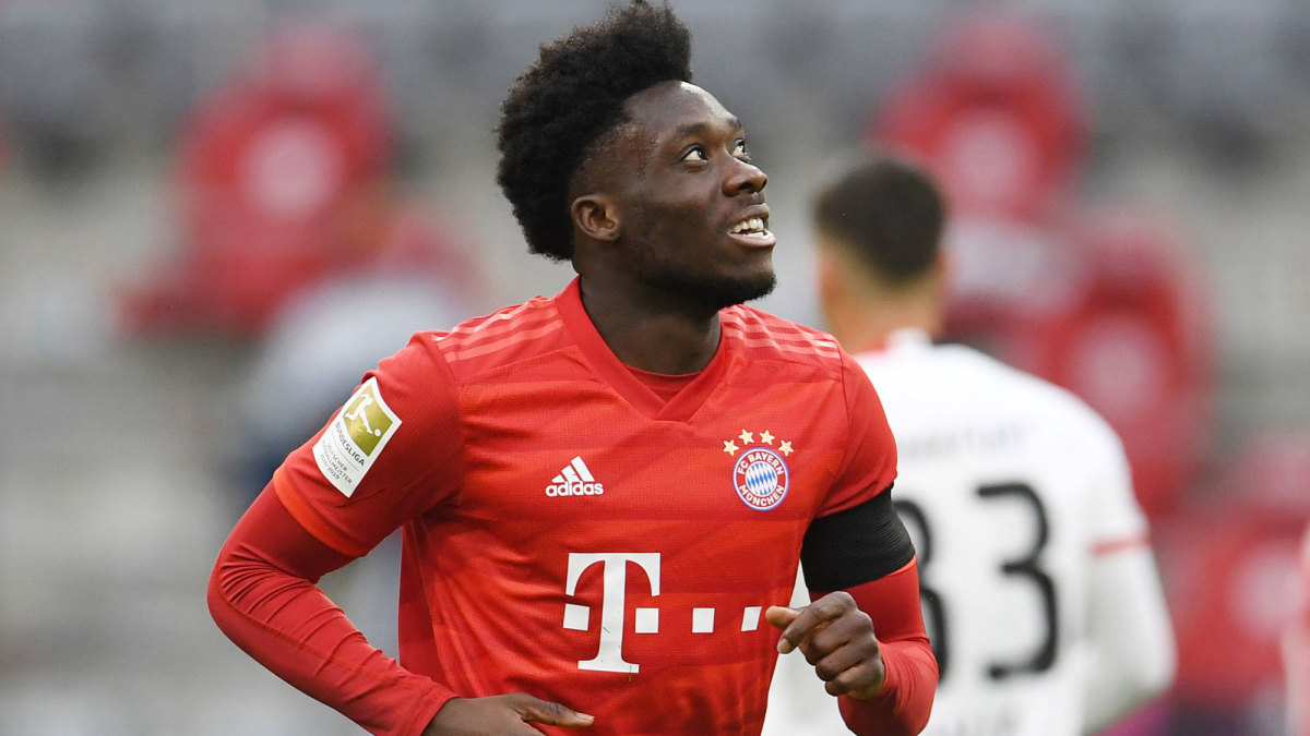 Alphonso Davies's Rapid Rise and the Future of the Left Back Position