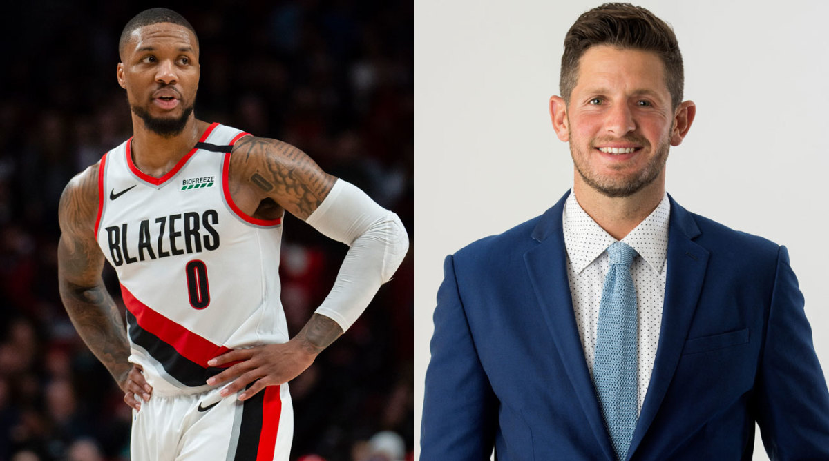Damian Lillard Rips Into Dan Orlovsky for Terrible 'Spoiled and Entitled Brat' Take: TRAINA THOUGHTS