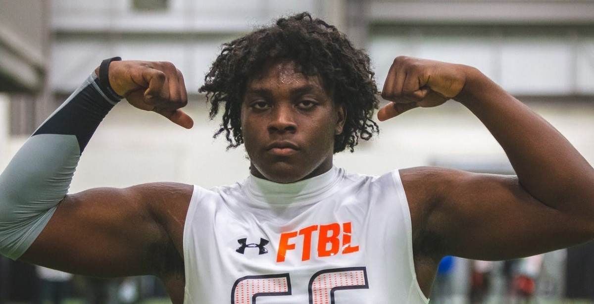 I took this picture of Byrd at the UnderArmour camp in Arlington when he was just going into his junior season. He looked the part right then.