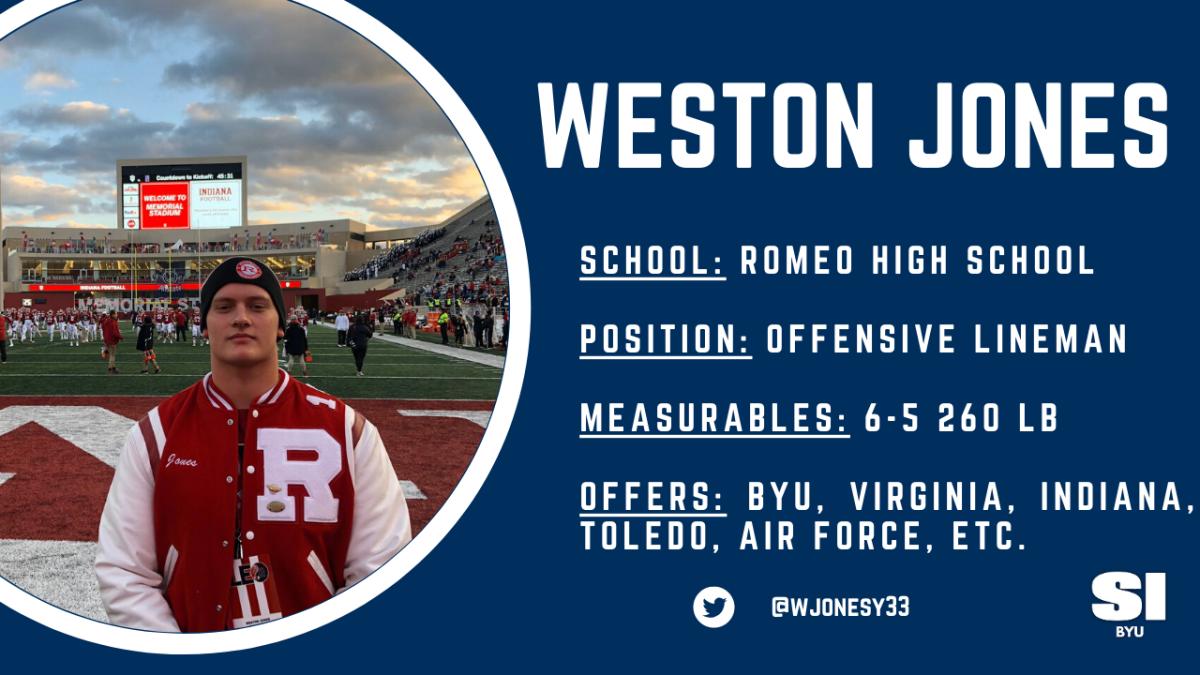 Weston Jones