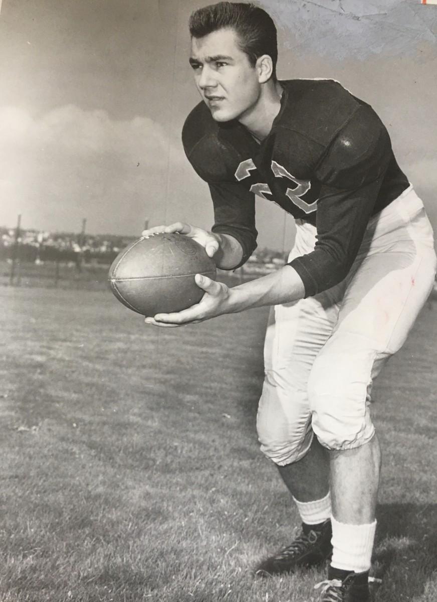 Don Heinrich got hurt on the verge of the 1951 season.