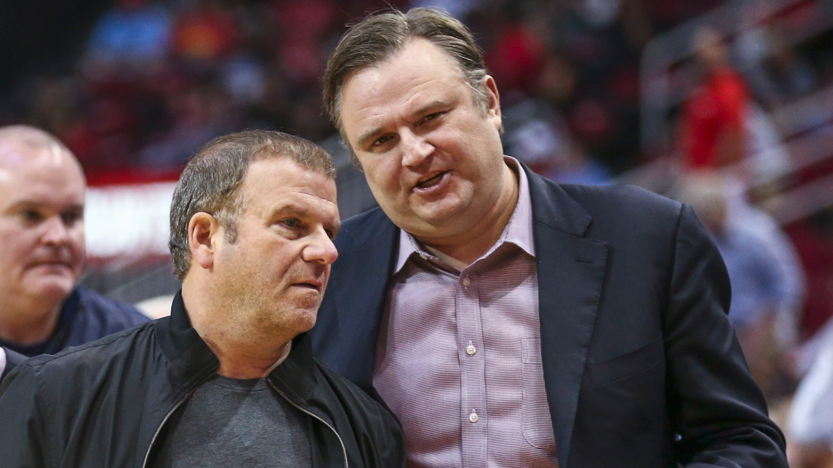 Looking Back At Daryl Morey's Time With the Rockets