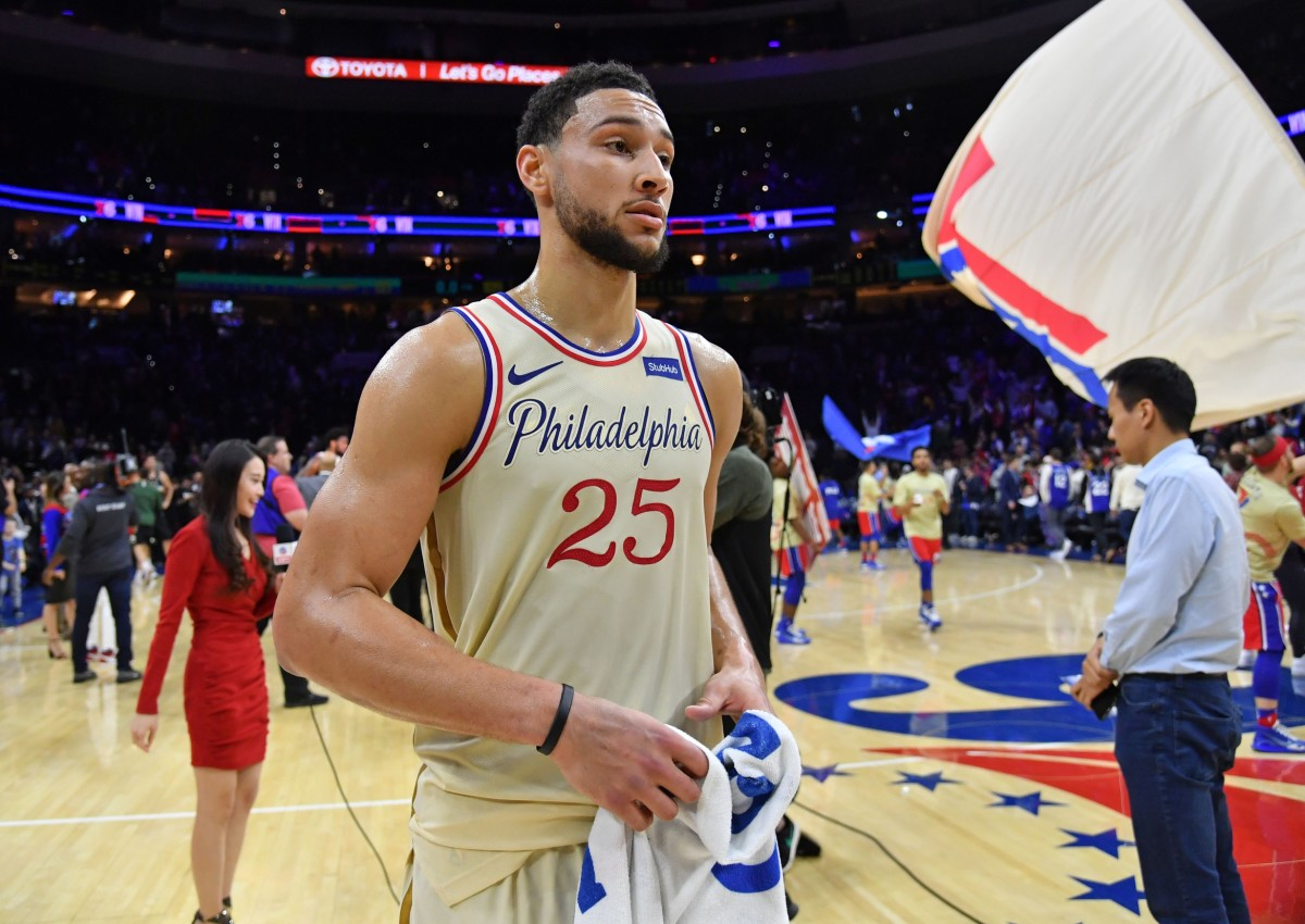 Sixers' Ben Simmons Likely to Return vs. Heat on Tuesday ...