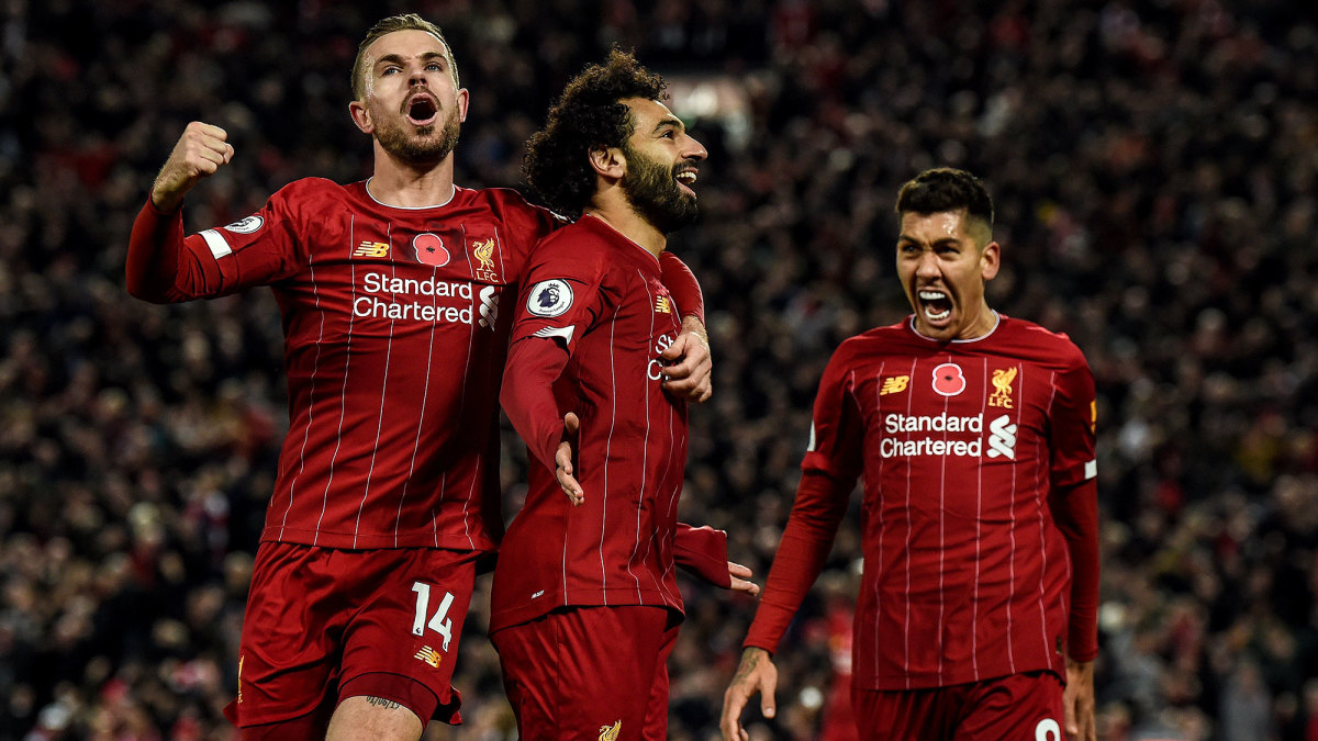 Liverpool is looking to win its first title in 30 years