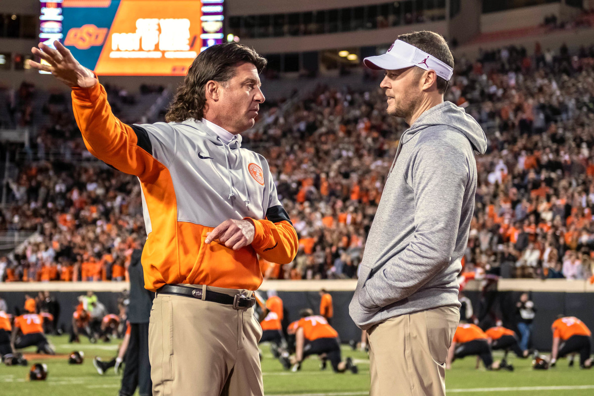 The future of the Bedlam Series is in in doubt with OU's impending move to the SEC