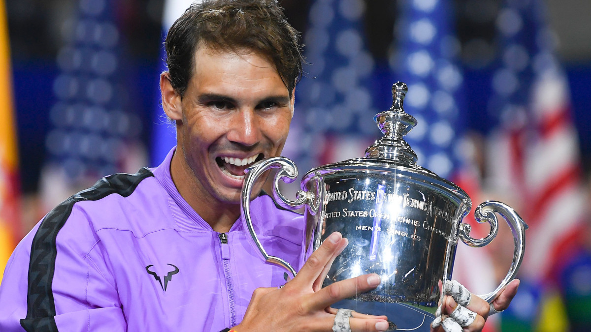 Rafael Nadal to miss US Open amid coronavirus pandemic thumbnail