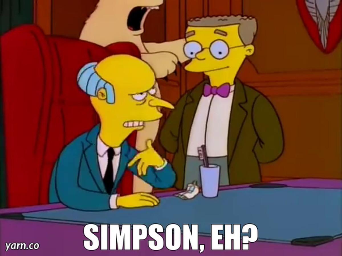 simpsonburns