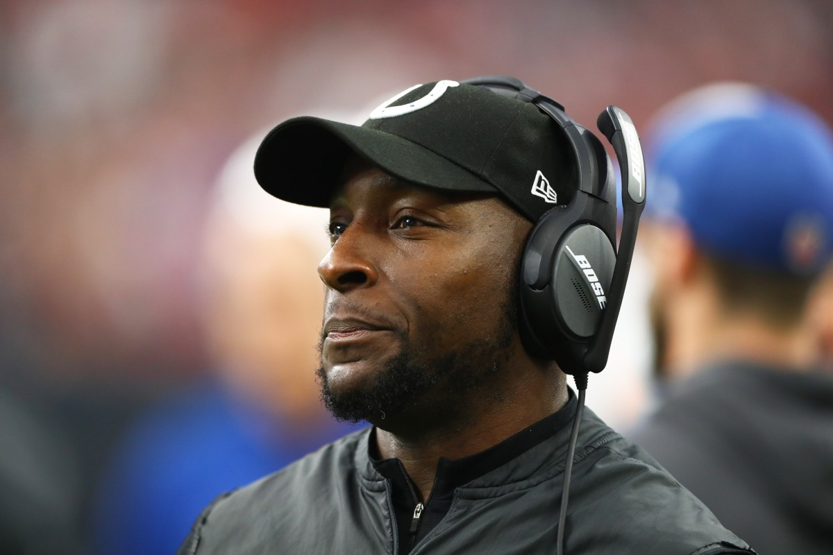 Robert Mathis, who retired as the Indianapolis Colts all-time sack leader, has served as an assistant coach in working with pass rushers.