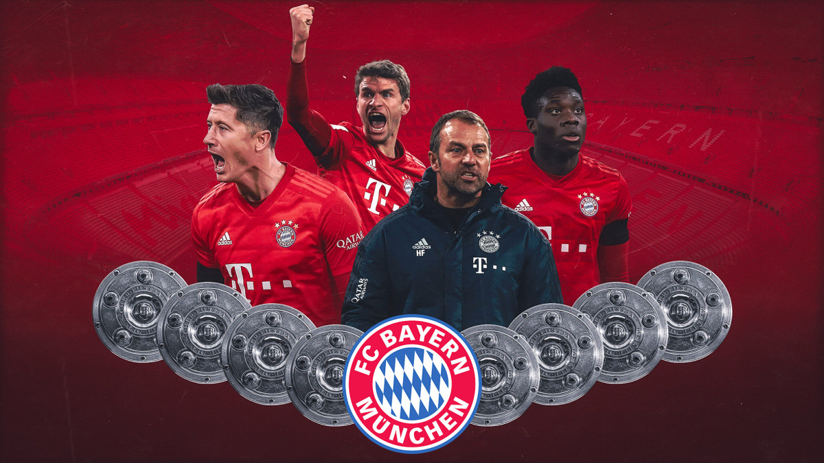 Bayern Munich Wins Bundesliga Title Again Embraces Transition Period Sports Illustrated