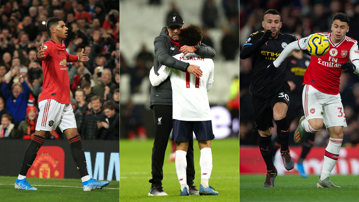 The Premier League season resumes June 17