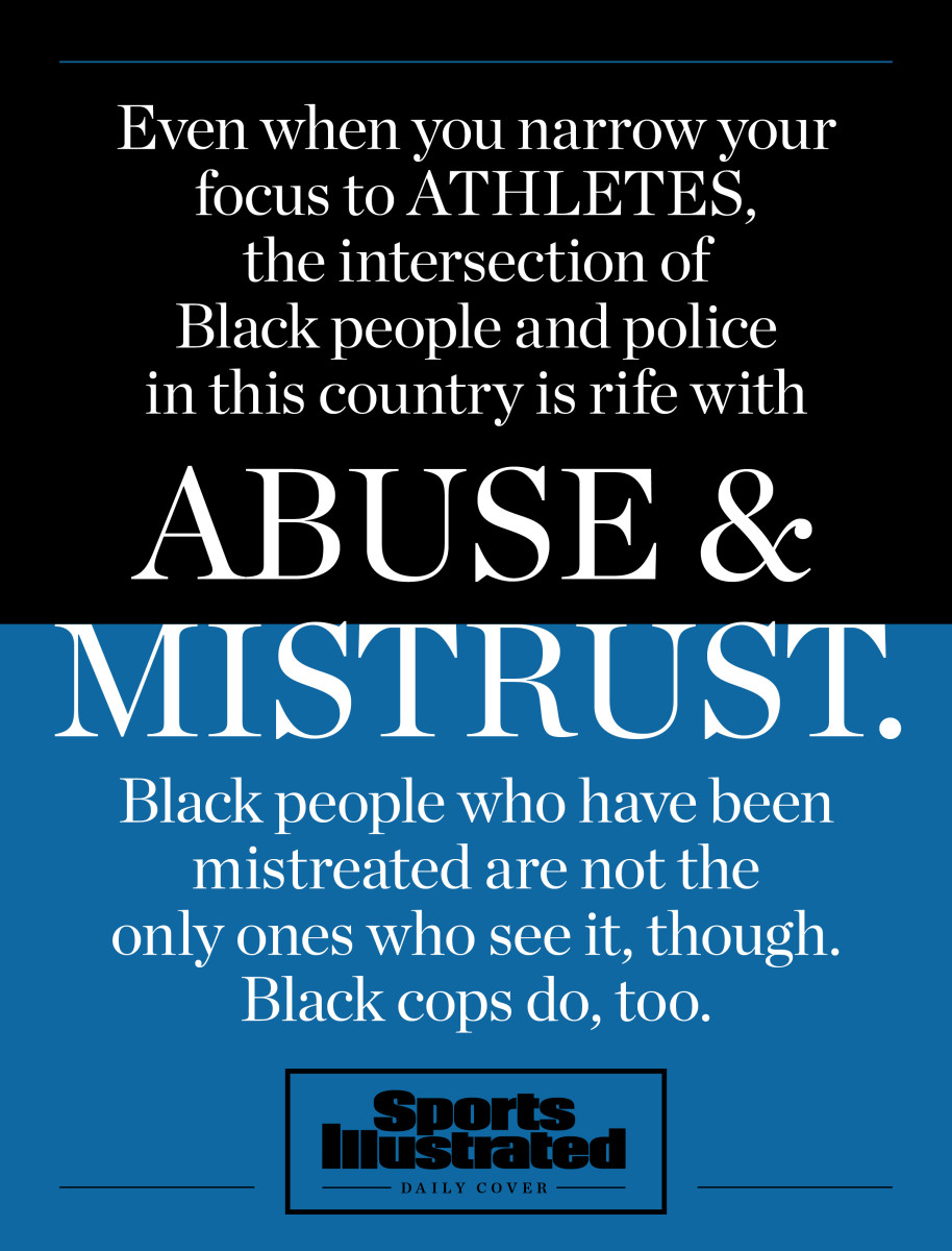 Black Athletes And Black Athlete Cops On The State Of Policing In The U S Sports Illustrated You can also explore popular soundboards on this page. black athletes and black athlete cops