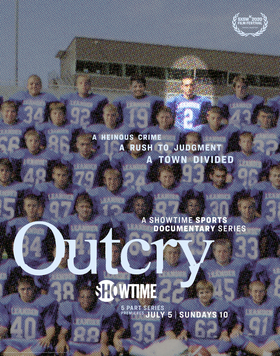 Outcry docuseries poster