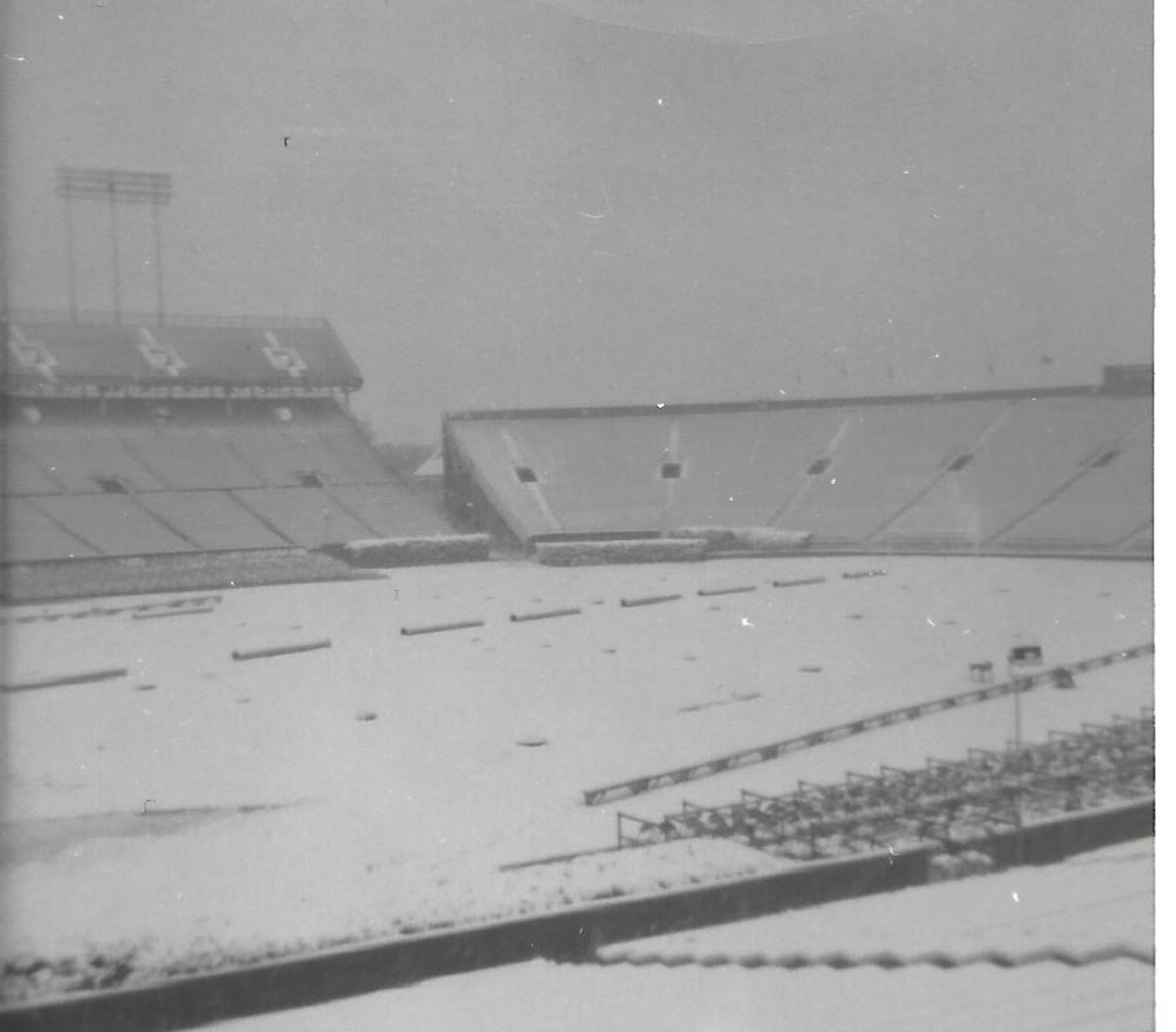 The day before the 1964 Sugar Bowl.