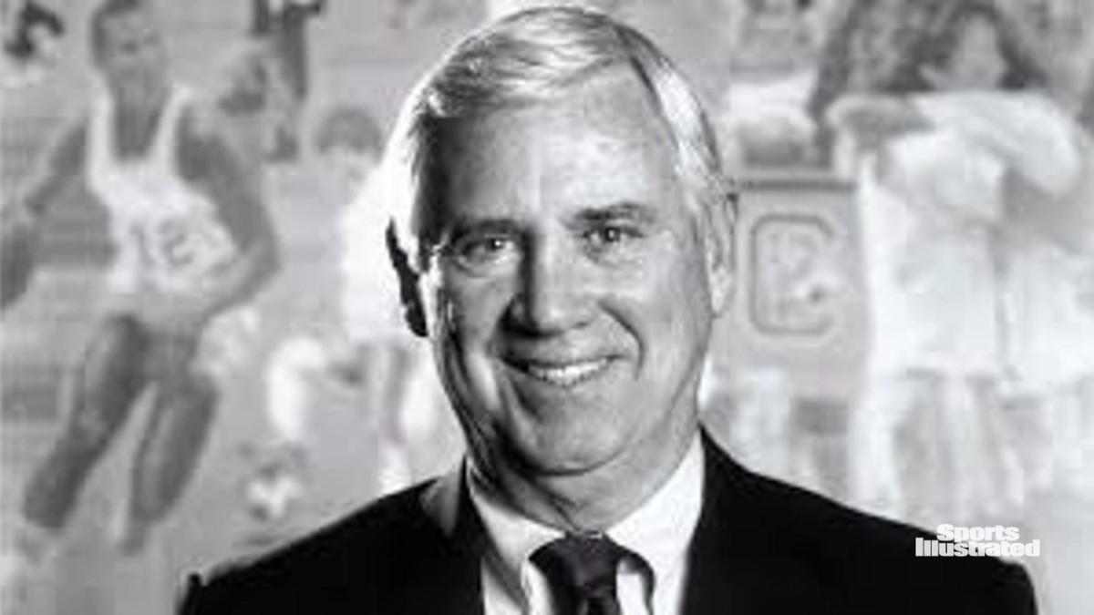 Former ACC commissioner Gene Corrigan Sr.