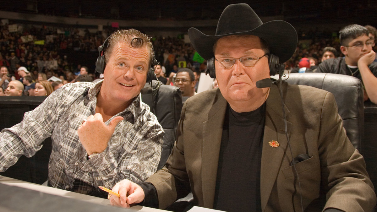 Here Are 13 Of the All-Time Best Jim Ross Sports Dub Videos: TRAINA THOUGHTS