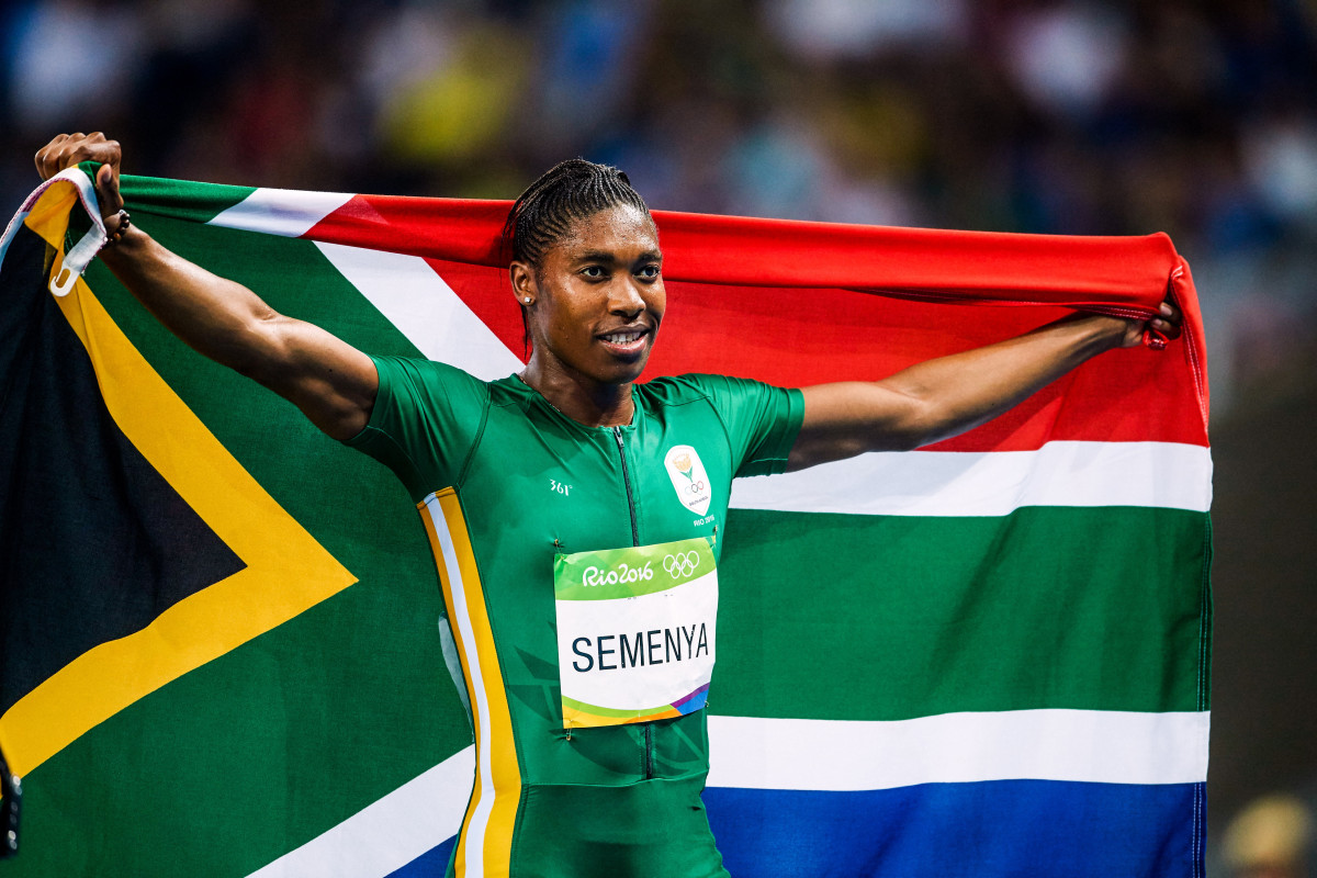 Forced sex verification has a long and controversial history in sports: Caster Semenya has been forced to verify her sex multiple times since becoming a world champion in the 800 meters in 2009.