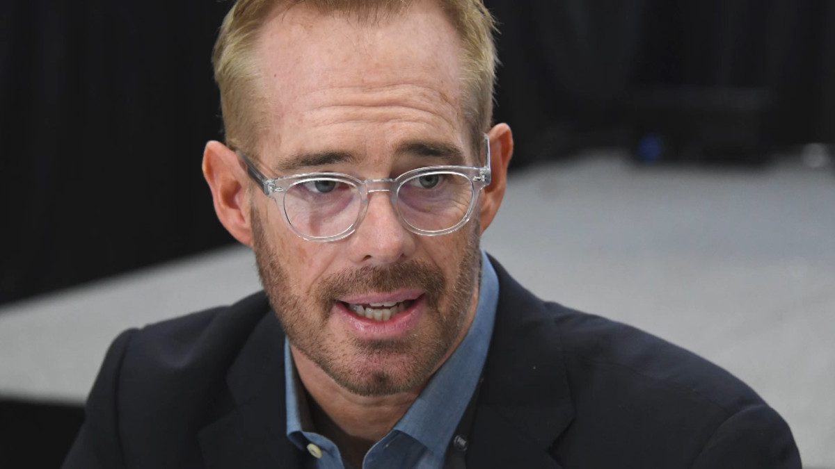Joe Buck Says Goodbye To Golf After Fox Gives Up U.S. Open Rights