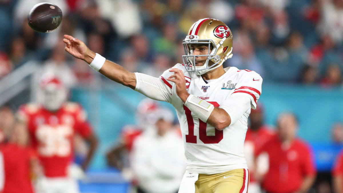 Mailbag: Is 2020 a Make or Break Year For Jimmy Garoppolo?