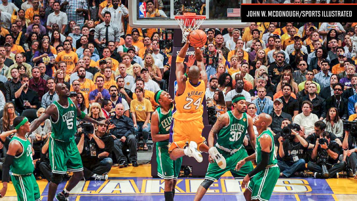 Kobe Bryant Honored on the Cover of NBA 2K21