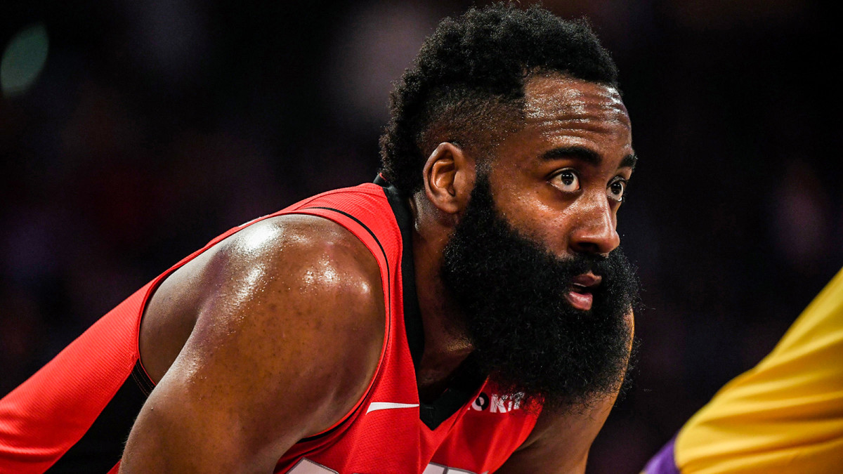 James Harden Trade Interest Brings Houston To A Crossroads Sports Illustrated