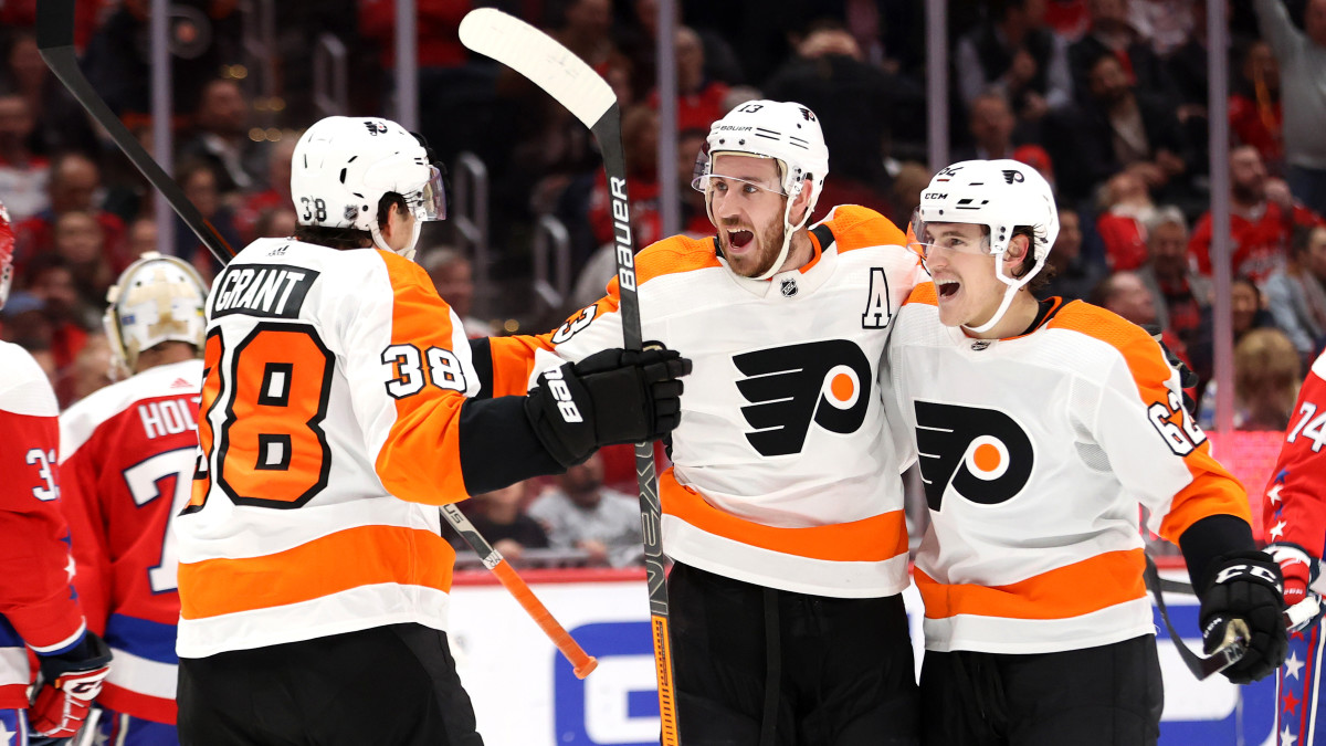 Making the Case for the Flyers as 2020 Stanley Cup Champions
