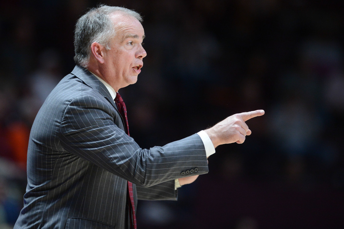 Mike Young's team showed promise on the court and excellence in the classroom in 2019-20.