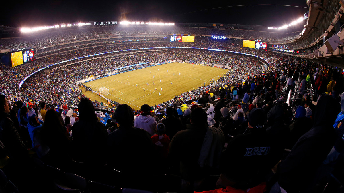 Metlife Stadium could host the 2026 World Cup final