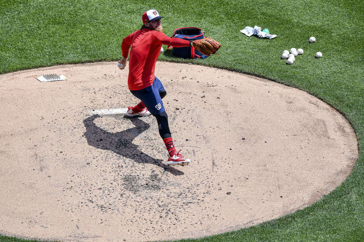 """""""This has to get fixed,"""" Doolitte said of the early results of MLB's testing plan"""