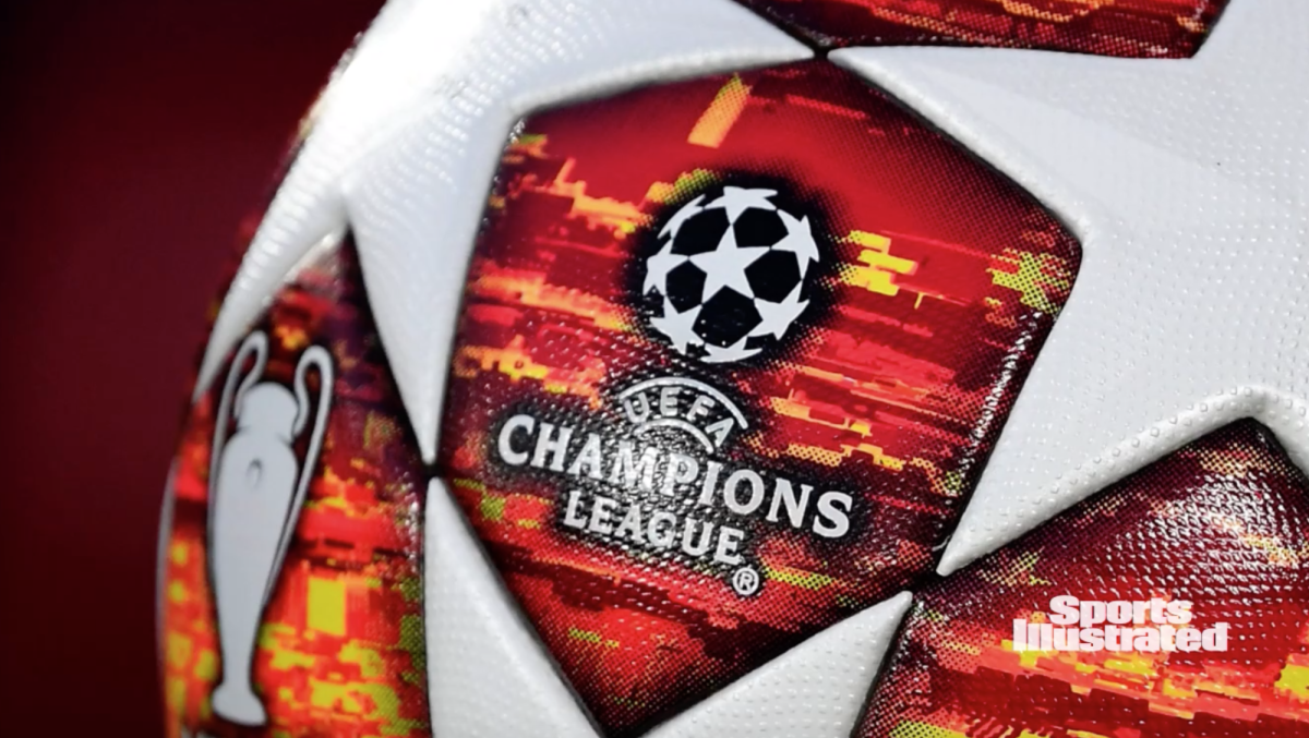 The UEFA Champions League Draw is Complete