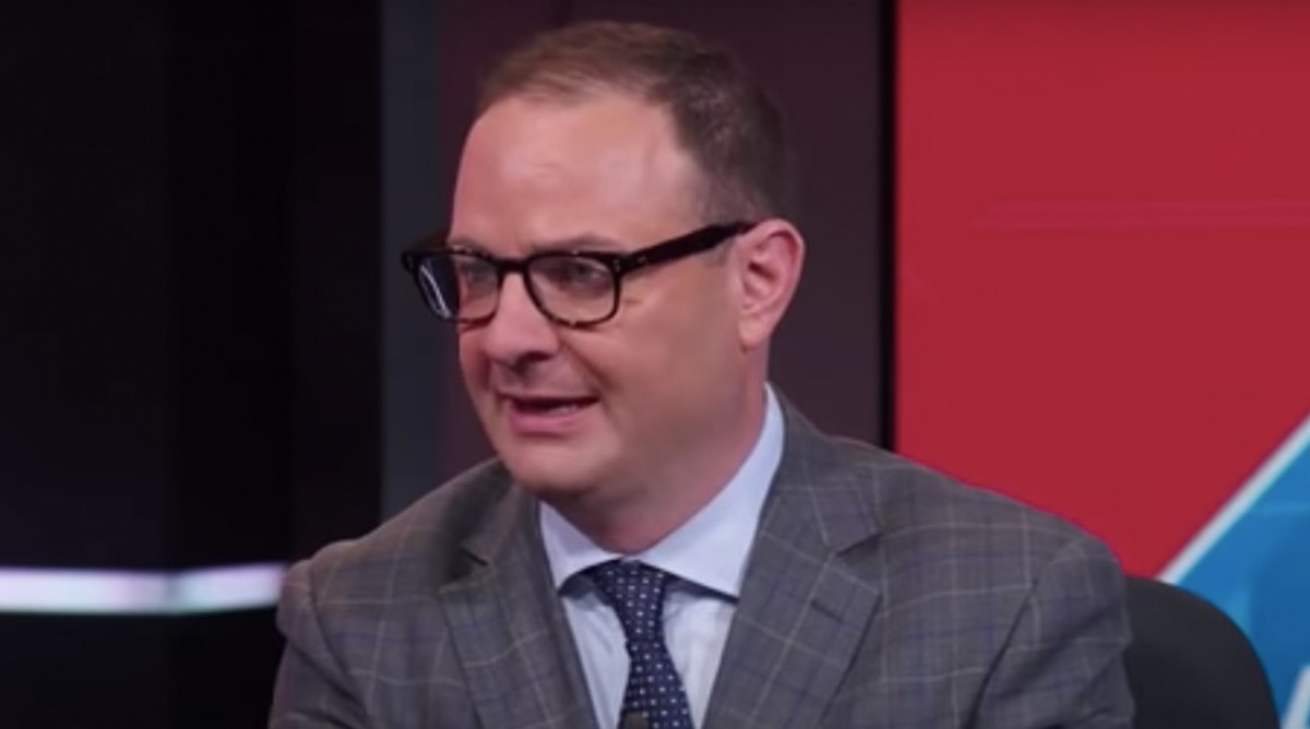 Report: ESPN Suspends NBA Reporter Adrian Wojnarowski Without Pay