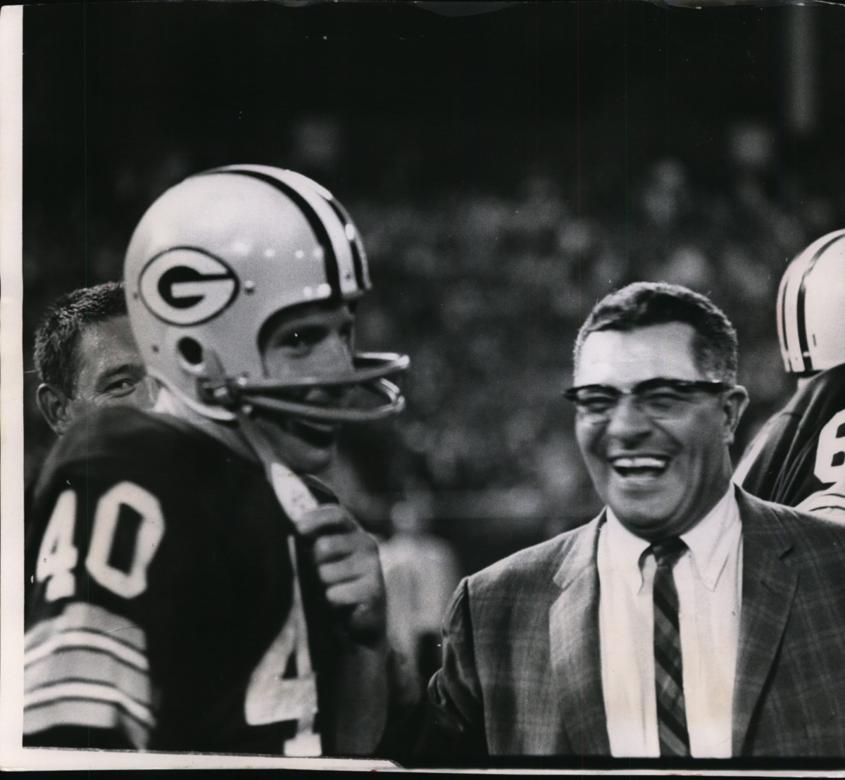 Vince Lombardi helps New Orleans get an NFL Team
