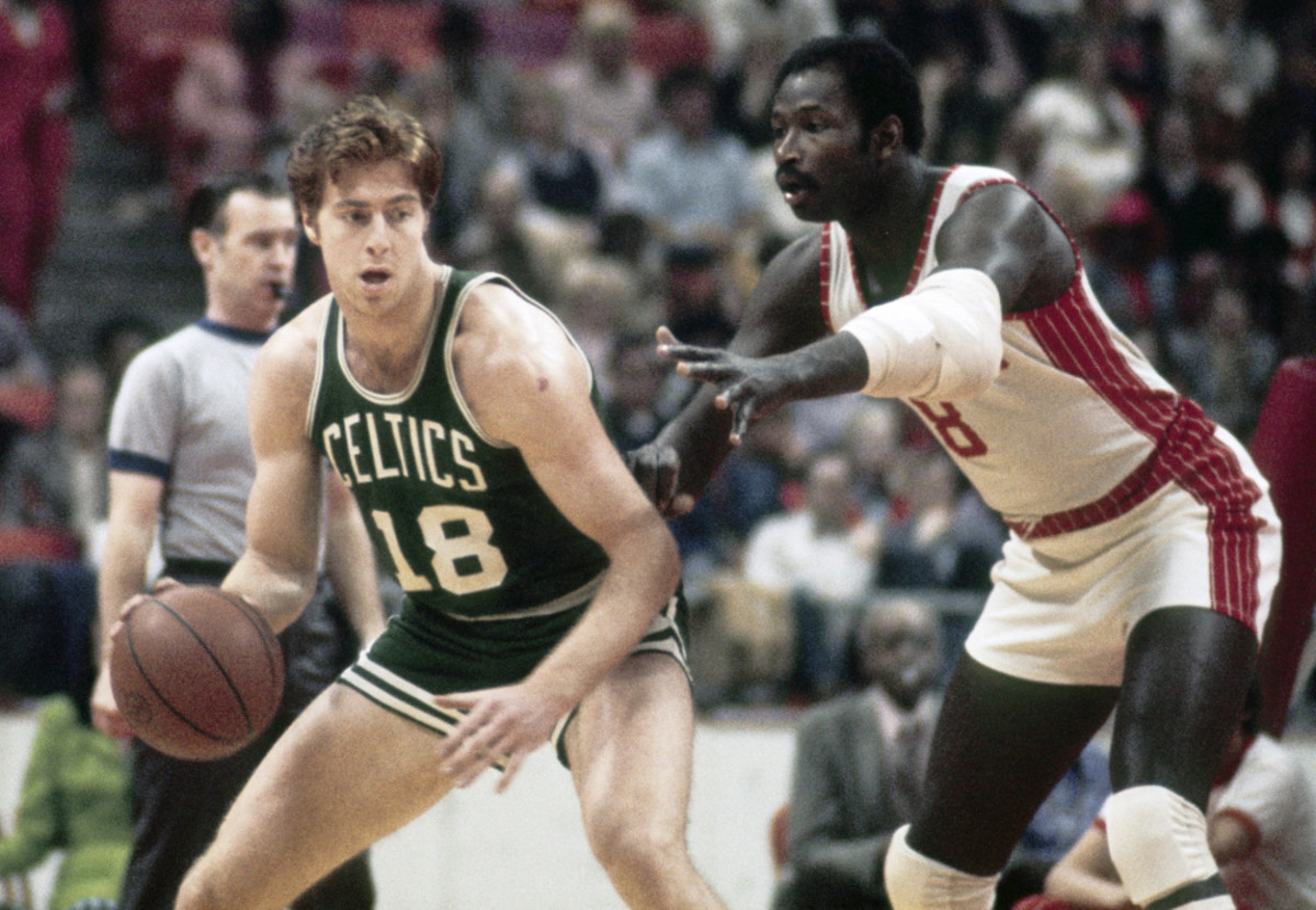 Dave Cowens' relentless approach helped lift the Celtics to two titles during his time with the team.